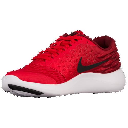 9a478fa3f1d8 Nike LunarStelos - Boys  Grade School - Running - Shoes - University  Red Black Team Red White