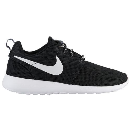 black and white nike roshe womens