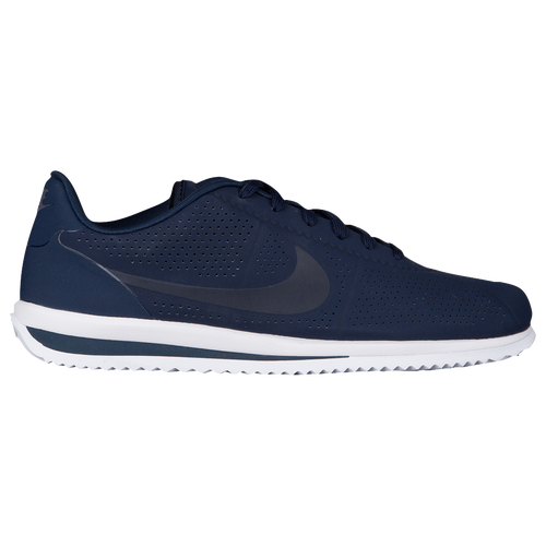 Womens Navy Blue Nike Cortez