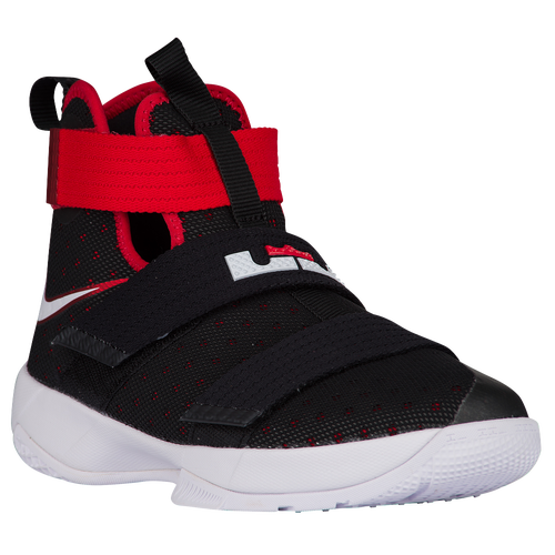 b69c81ff0a6 Nike LeBron Soldier 10 - Boys  Grade School - Basketball - Shoes - James