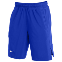 Nike Team Authentic Practice Player Shorts - Men's - Blue