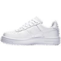 Nike Air Force 1 Ultraforce Boys' Grade School All White White