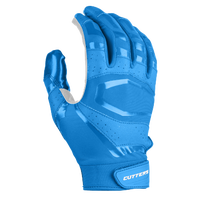 Cutters Rev Pro 3.0 Solid Receiver Gloves - Men's - Light Blue / White