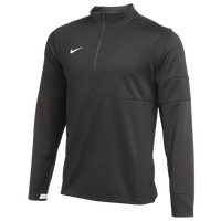 Nike Team Authentic Therma 1/2 Zip Top - Men's - Black