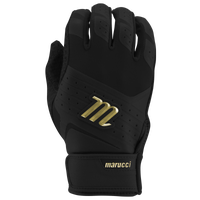 Marucci Pittards Reserve Batting Gloves - Men's - Black