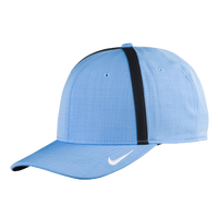 Nike Vapor Coaches Cap - Light Blue / White