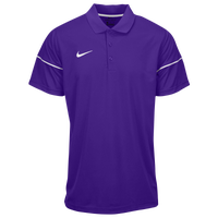 Nike Team Issue Polo - Men's - Purple
