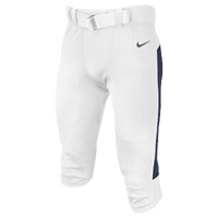 Nike Team Vapor Pro Pants - Men's - White / Navy