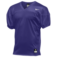Nike Team Core Practice Jersey - Men's - Purple / Purple