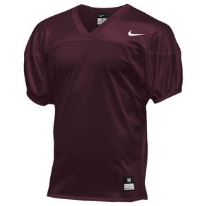 Nike Team Core Practice Jersey - Men's - Dark Maroon/White