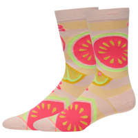 Stance 200 Needle Crew Socks - Women's - Pink / Multicolor