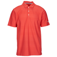 PUMA Pounce Aston Golf Polo - Men's - Red / Red