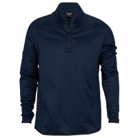 Oakley Range Golf 1/4 Zip Pullover - Men's - Navy
