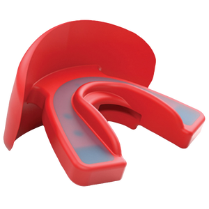 Shock Doctor Low Profile Lip Guard - Adult - Red