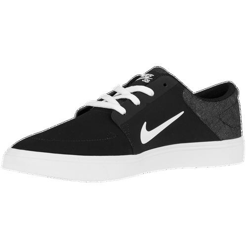 e672329d4ac5 Nike SB Portmore - Men s - Skate - Shoes - Black White