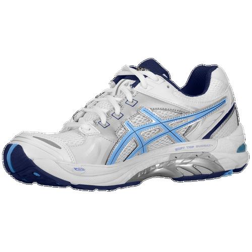 ASICS® GEL-Tech Walker Neo 4 - Women's - Walking - Shoes - White/Periwinkle/ Ink