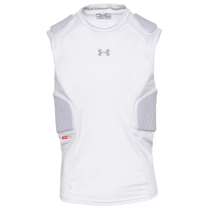 Under Armour Gameday Armour 5-Pad Top - Men's - White