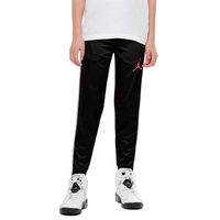 Jordan Open Lane Shine Pants - Girls' Grade School - Black