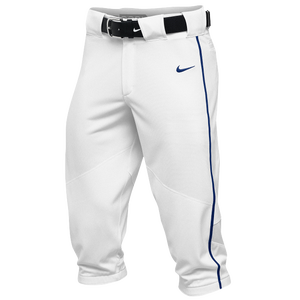 Nike Team Vapor Pro Piped High Pants - Men's - White/Royal/Royal
