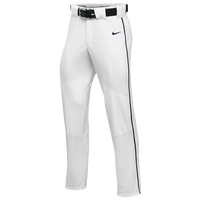 Nike Team Vapor Pro Pant Piped - Men's - White / Navy