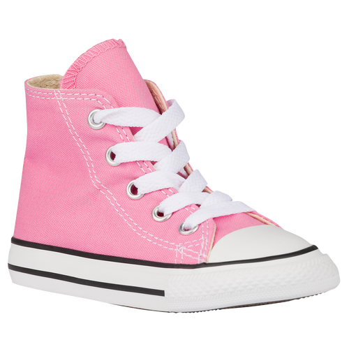 98e6a122f08f Converse All Star Hi - Girls  Toddler - Casual - Shoes - Pink