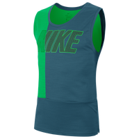Nike Superset GFX Training Tank - Men's - Blue