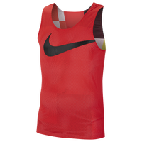 Nike Reversible Tank - Men's - Red