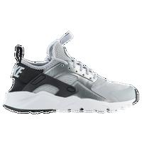 344238831eca Nike Huarache Run Ultra - Girls  Grade School - Black   Grey