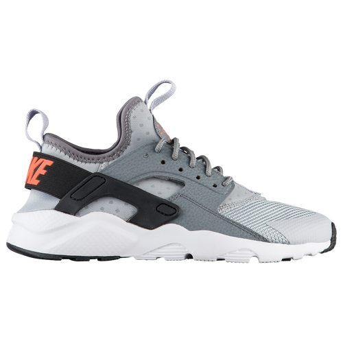 18ca28a2f7bc Nike Huarache Run Ultra - Boys  Grade School - Casual - Shoes - Wolf ...