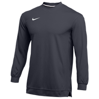 Nike Team Dry Stock Classic Shooting Shirt - Women's - Grey