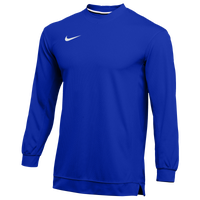 Nike Team Dry Stock Classic Shooting Shirt - Women's - Blue