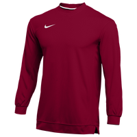 Nike Team Dry Stock Classic Shooting Shirt - Women's - Cardinal