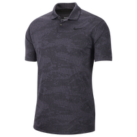 Nike Dry Vapor Camo Jaquard Golf Polo - Men's - Purple