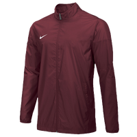 Nike Team FB Woven Jacket - Men's - Maroon / Maroon