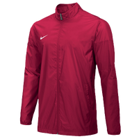 Nike Team FB Woven Jacket - Men's - Red / Red