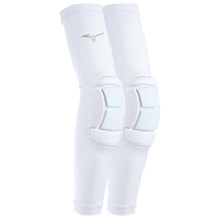 Mizuno Padded Elbow Sleeve - White