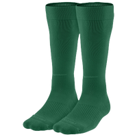 Nike 2 Pack Baseball Socks - Men's - Dark Green / Dark Green