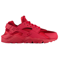 Nike Air Huarache - Women's - Red / Red