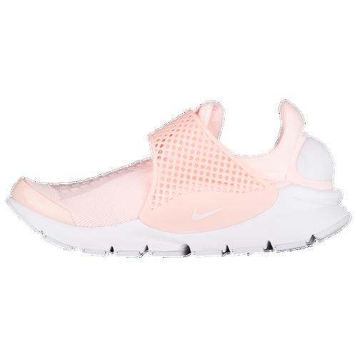86e281cc1 Nike Sock Dart - Women s - Running - Shoes - Sunset Tint White