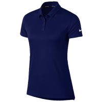 Nike Dri-Fit Victory Golf Polo - Women's - Navy / Navy