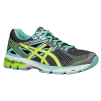ASICS® GT-1000 3 - Women's - Grey / Yellow
