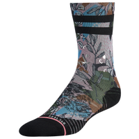 Stance Run Crew Socks - Women's - Pink / Black