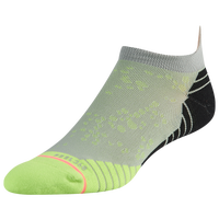 Stance Run Tab Socks - Women's - Grey / Light Green