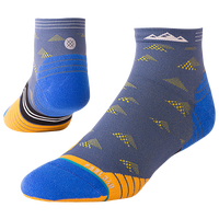 Stance Early Riser Run Quarter - Men's - Blue