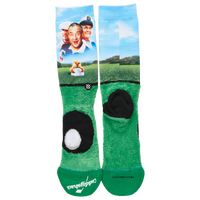 Stance Caddyshack Gopher Menace Crew Socks - Men's - Green / Blue