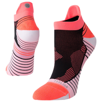 Stance High Altitude Run Tab - Women's - Pink / Black