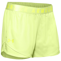 Under Armour Play Up Shorts 3.0 - Women's - Yellow