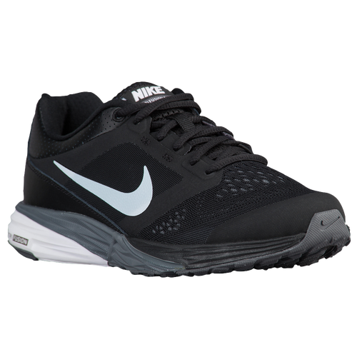 Womens Shoes Nike Tri Fusion Run Black/Grey