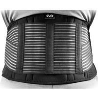 McDavid Back Stabilizer - Black / Grey