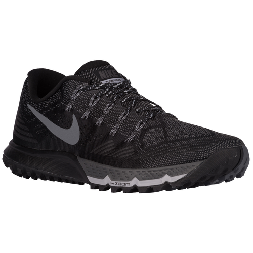 Nike Zoom Terra Kiger 3 - Men's - Running - Shoes - Black/Cool Grey/Wolf  Grey/Dark Grey